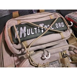 Multitool.org Patch- Velcro...
