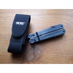 SOG PowerLock 2.0- Black