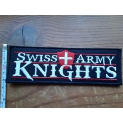 Swiss Army Knights Velcro...
