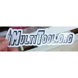 Multitool.org Stickers